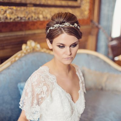 Photography by Tiree Dawson, Make up Aimee Chorley, dresses Mears Ghyll Bridal